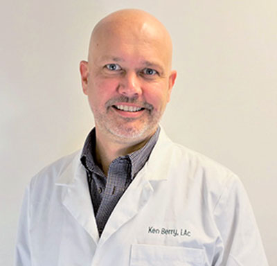 Dr. Kenneth Berry